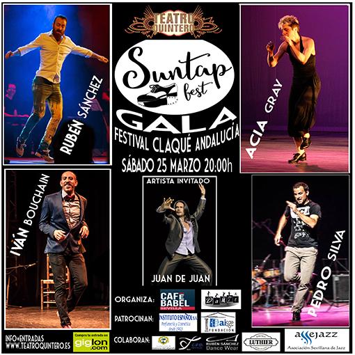 Gala Festival Claqué Andalucía 2017
