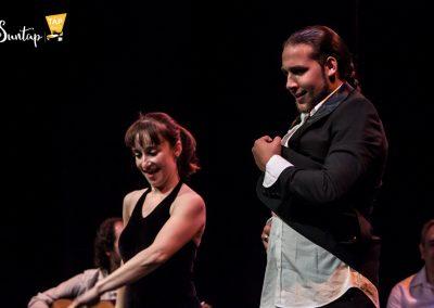 Valentina Ricci gala suntap festival 2016