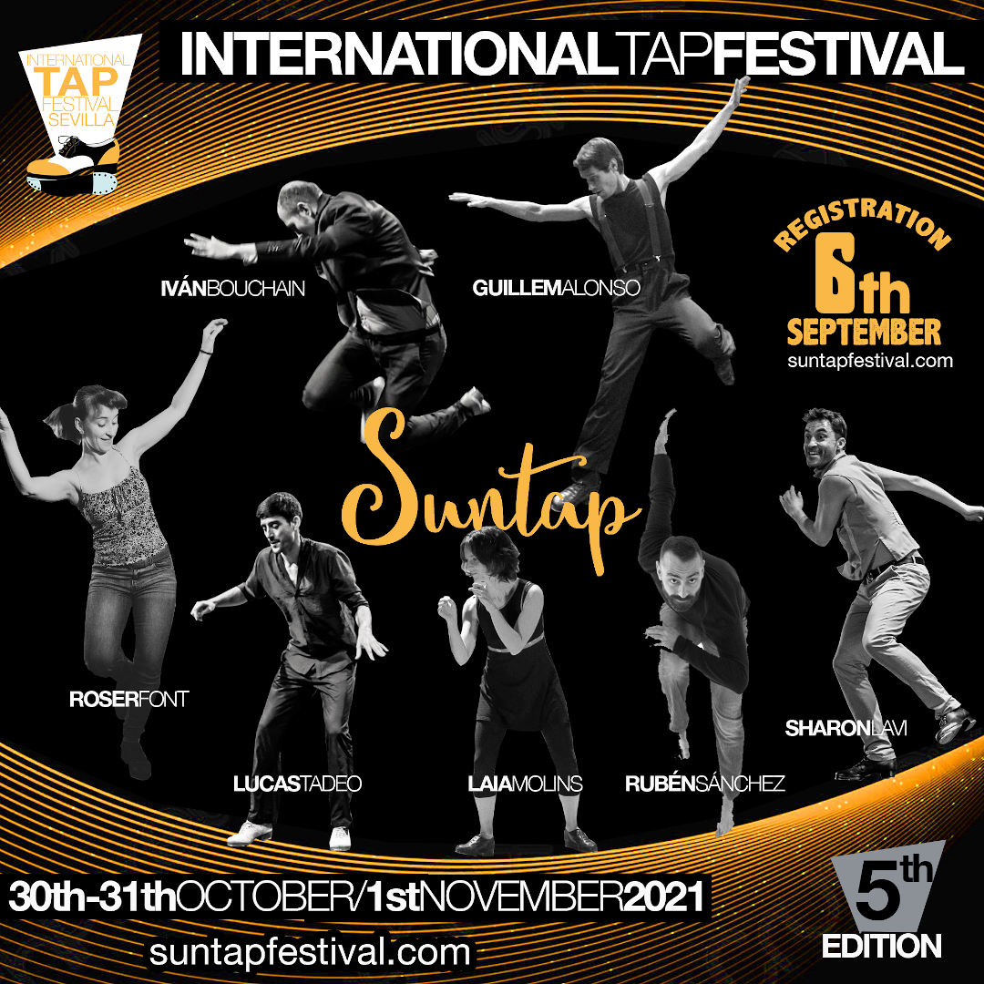 Internacional Tap Festival Sevilla 2021